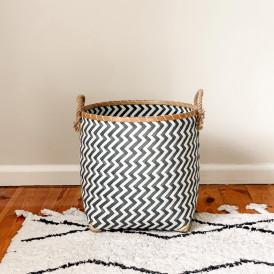 Herringbone Basket - Medium
