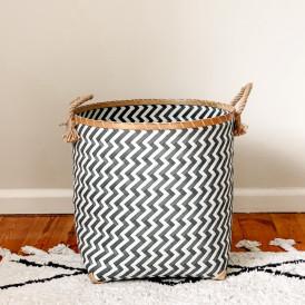 Herringbone Basket - Large