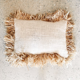 Island Style Scatter Cushion - 60x40cm