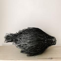 Anemone Pendant - Black